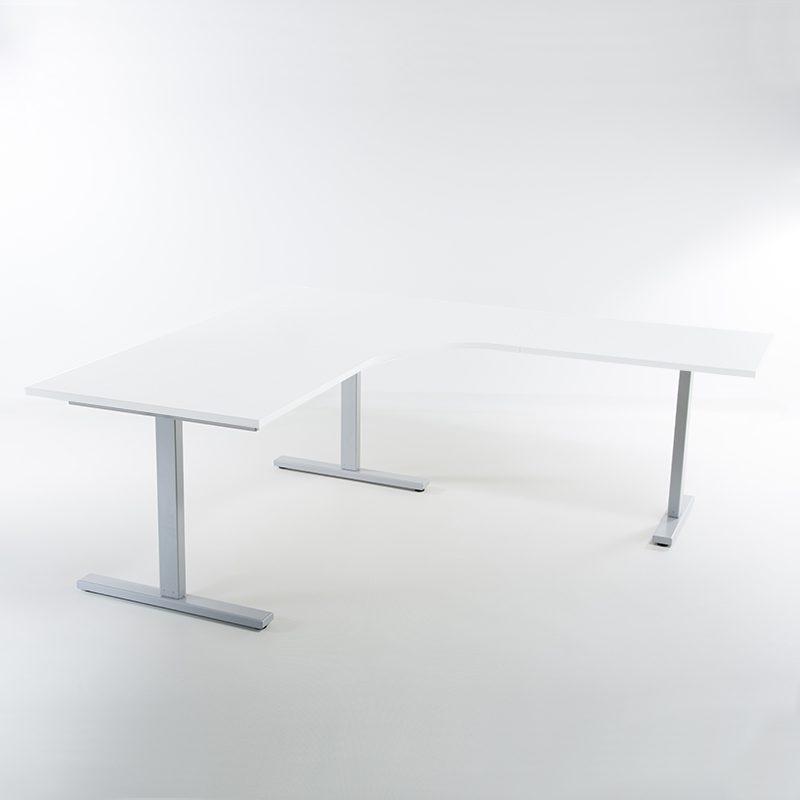 skrivebord, kontorpult, pult, kontorbord, hjørnebord, bord