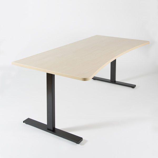 hev senk skrivebord, hev, senk, skrivebord, elektrisk