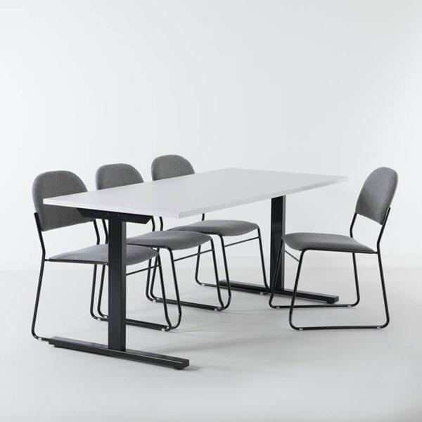 Møtebord/kantinebord i flere størrelser og farger-0