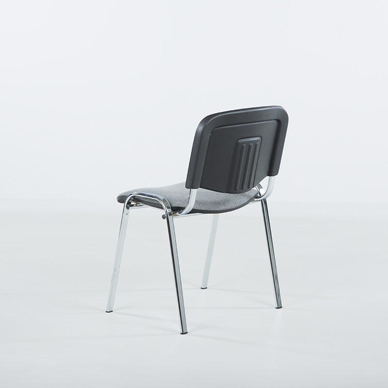 Iso konferansestol grå-1814