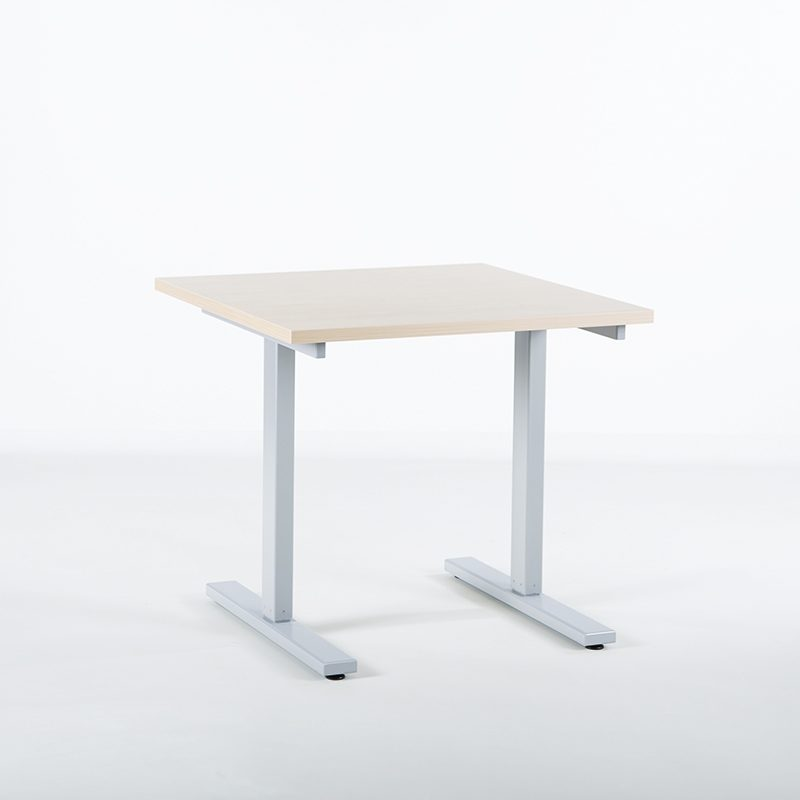 KAMPANJE - Hev senk skrivebord, bordplate 80x80 cm-1836
