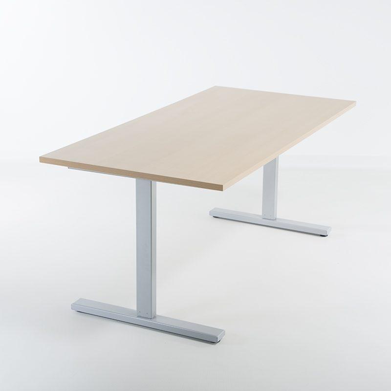 KAMPANJE - Hev senk skrivebord 160x80 cm-0