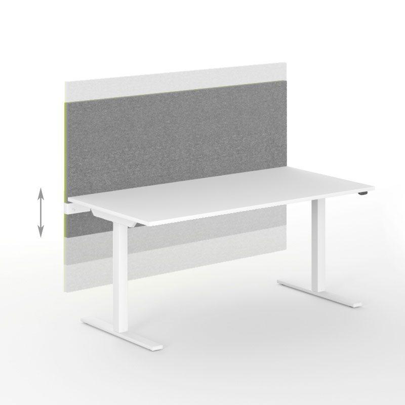 Modus akustisk bordskjerm-1890