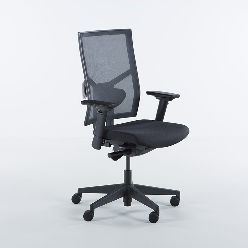 Kontorstol white mesh, stort utvalg av kontorstoler, rask