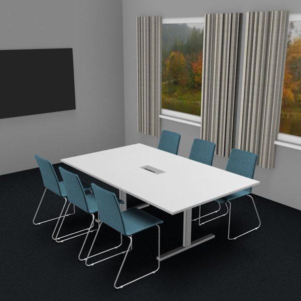 Møtebord på lager, konferansebord