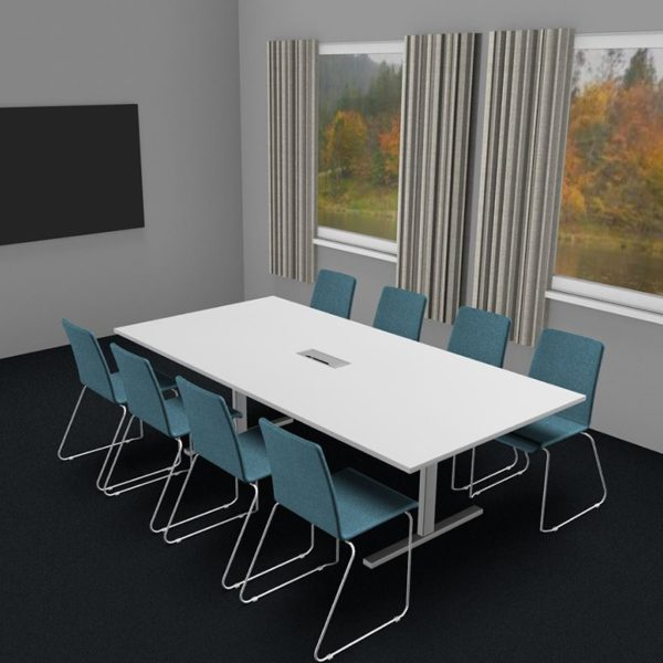 Møtebord til 8 personer