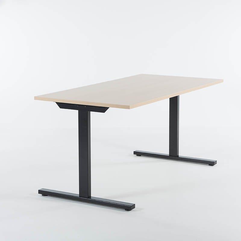 Skrivebord 140x80 cm, flere farger-2139
