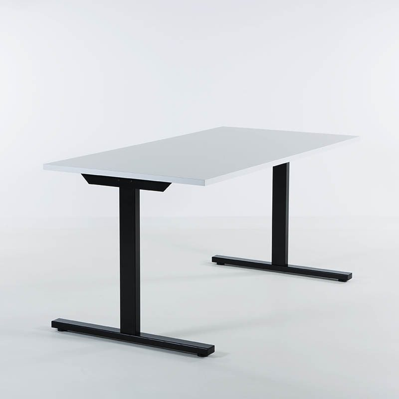 Skrivebord 140x80 cm, flere farger-2140