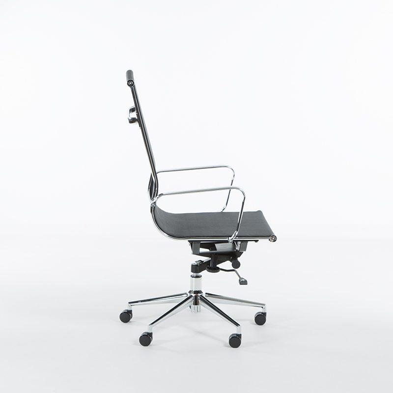 Lunar konferansestol i mesh høy rygg-2113